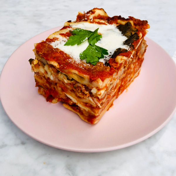 Meat Lasagna (single serve)