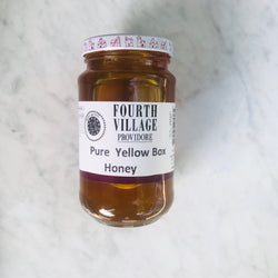 FVP Puren Yellow Box Honey 450g