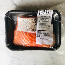 Atlantic Salmon 2 x 180g Portion FRESH Australian
