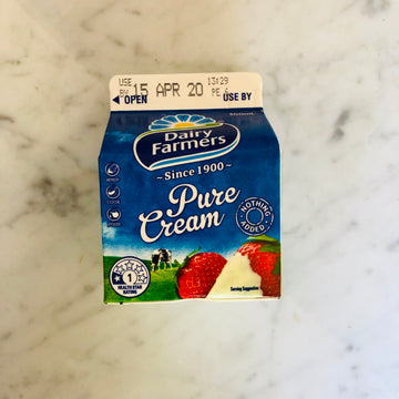 Dairy Farmers Pure Cream 300ml
