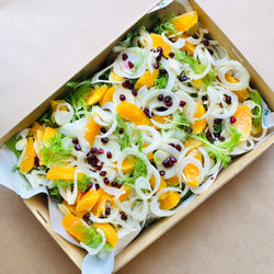 Family Orange & Fennal Salad GF*
