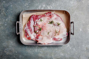 Butterfly Leg of Lamb - Greek