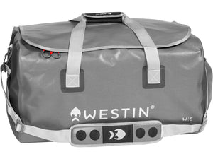 W6 Boat Lurebag Silver/grey