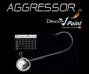 V-point Aggressor loodkop
