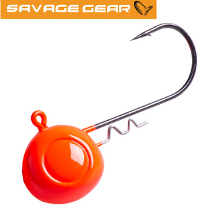 Savage gear Rattling jig heads #8/0 50gr