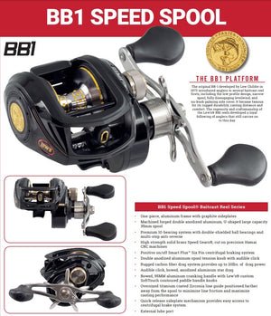 BB1 Speed Spool