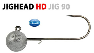 Round Jig Head HD  #3/0