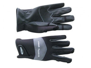 Skin fit neoprene gloves