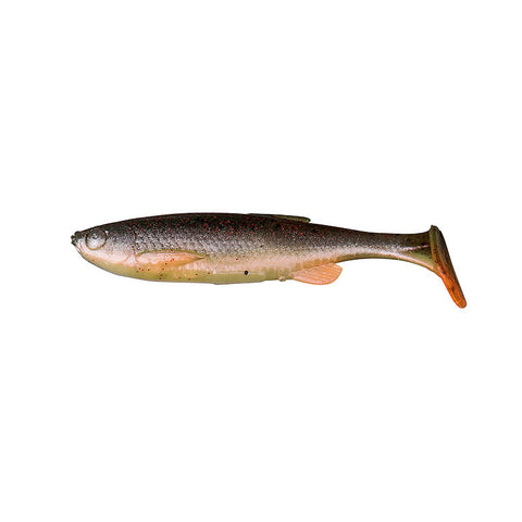 3D fat Minnow Tail