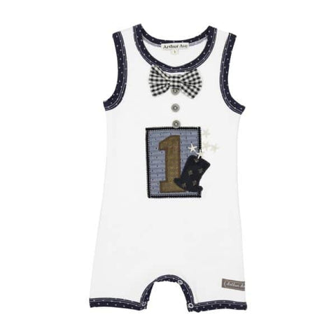 1st Birthday Romper
