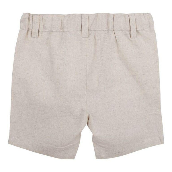 Toby Linen Shorts - Sand