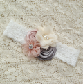 Antique Lace headband