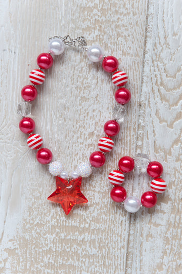 Star Candy Cane Set