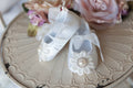 Lace Daisy Baby Shoes