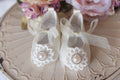 Lace Baby Shoes