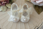 Butterfly Lace Baby Shoes