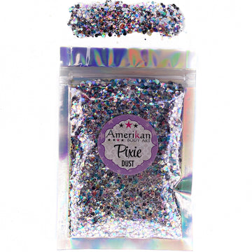 """Winter Wonderland"" Pixie Dust Dry Glitter Blend"