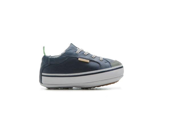 URBY - NAVY/ WHITE/ LEAD SUEDE