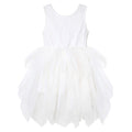 SOPHIE LACE BODICE TUTU DRESS - IVORY