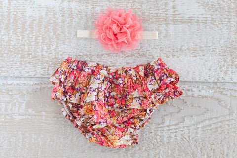 Frilly Bums - Spring Blooms