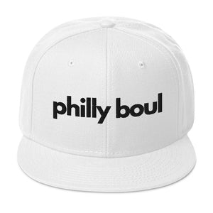 Philly Boul Snapback Hat
