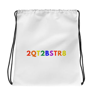 2QT2BSTR8 Drawstring Bag