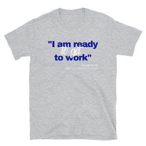 For the Finer Women who are Ready to Work - Short-Sleeve  T-Shirt