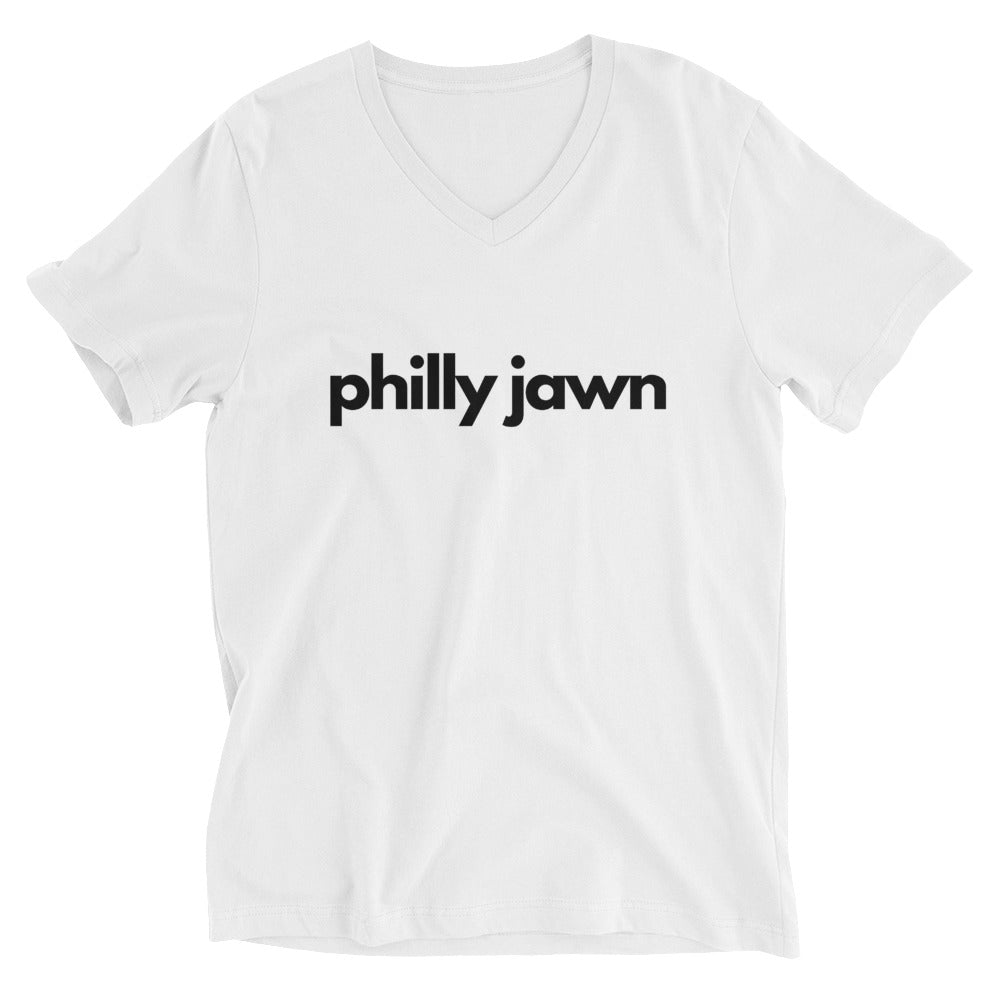 Philly Jawn Short Sleeve V-Neck T-Shirt