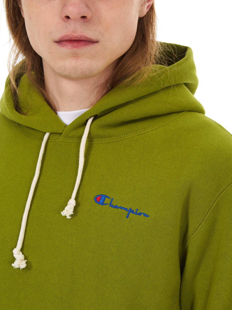 Худи small script hooded sweatshirt
