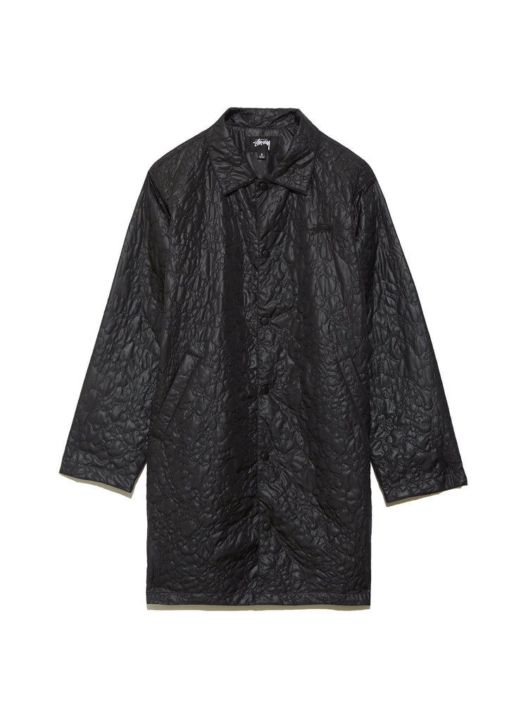 Куртка RITTERS LONG QUILTED JACKET Верхняя одежда STUSSY