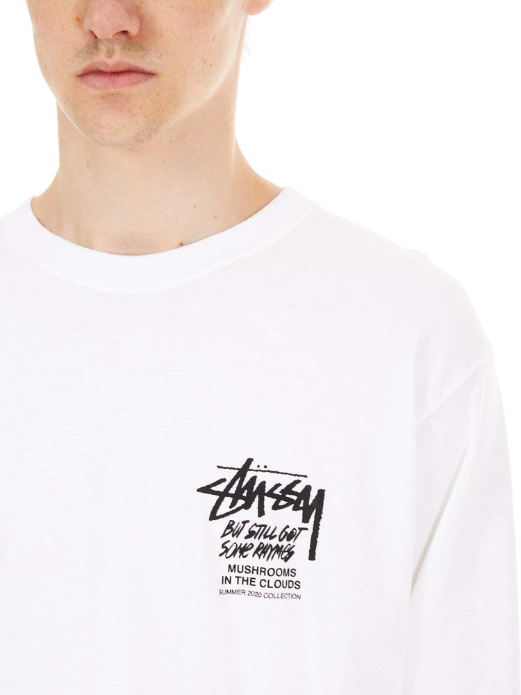 Футболка IN THE CLOUDS Легкий трикотаж STUSSY