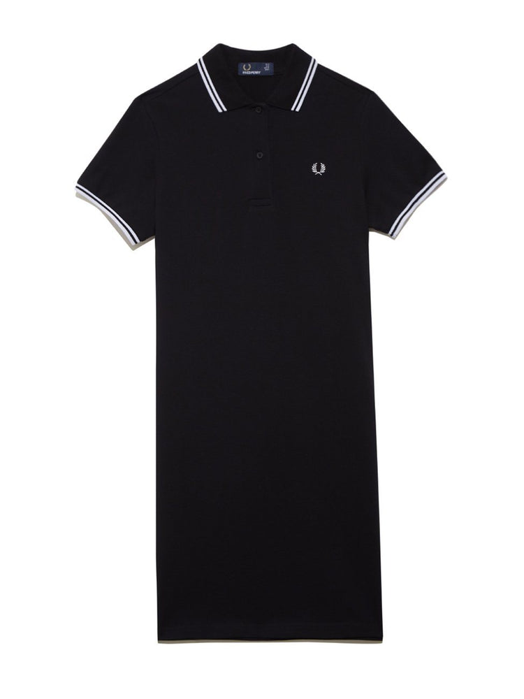 Платье TWIN TIPPED FRED PERRY DRESS Платья FRED PERRY