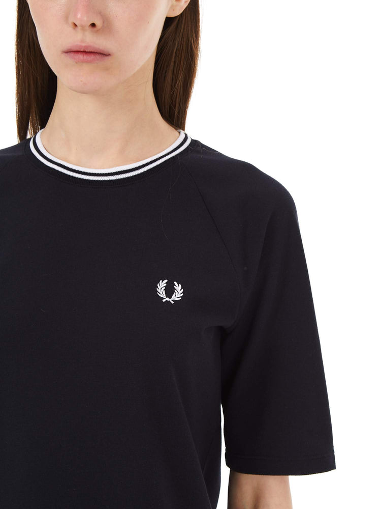 Платье TWIN TIPPED PIQUE Платья FRED PERRY