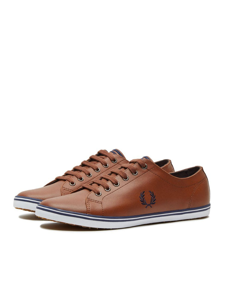 Кеды KINGSTON LEATHER Обувь FRED PERRY