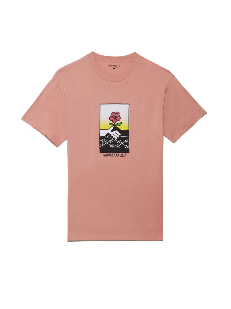 Футболка S/S Together T-Shirt Легкий трикотаж CARHARTT WIP