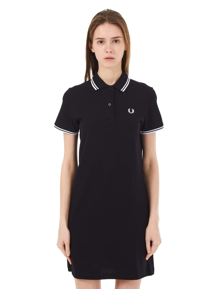Платье TWIN TIPPED Платья FRED PERRY