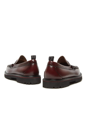 Ботинки FP X G.H.BASS PENNY LOAFER Обувь FRED PERRY