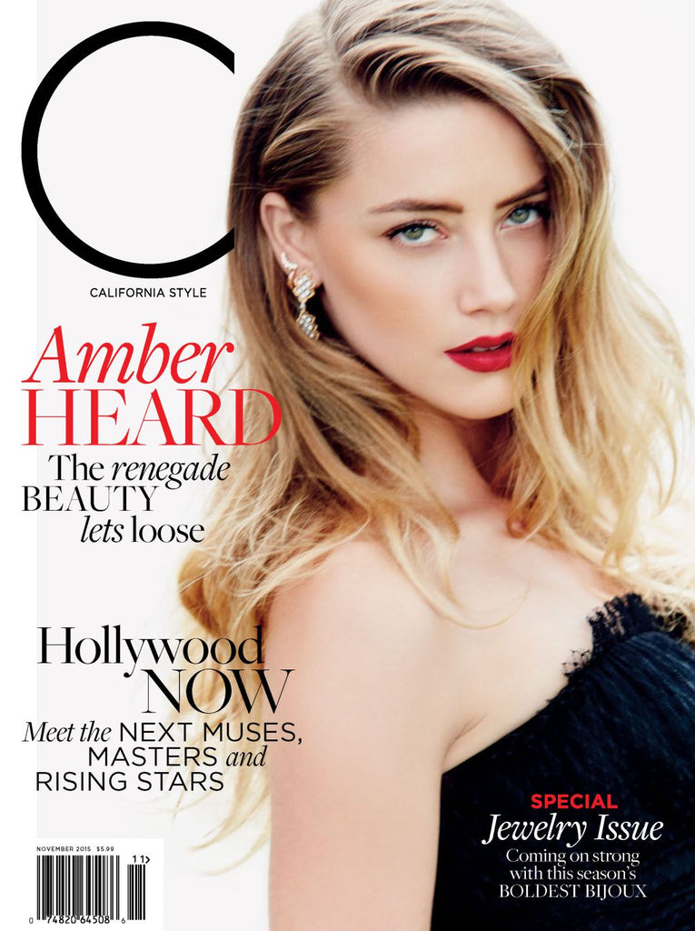 EF Collection Amber Heard C Magazine