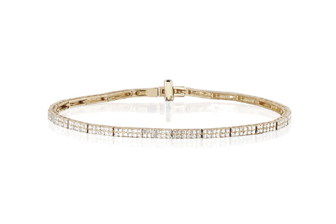 EF Collection Diamond Eternity Bracelet - 1