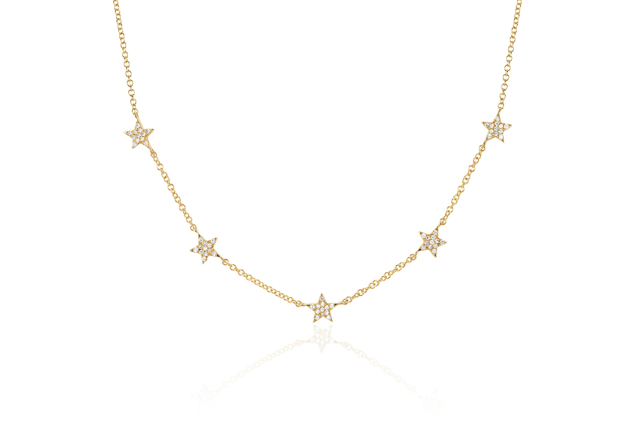 com personalised product stars littlenell original notonthehighstreet necklace nell little initial by star