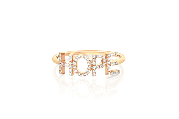 Diamond Hope Ring