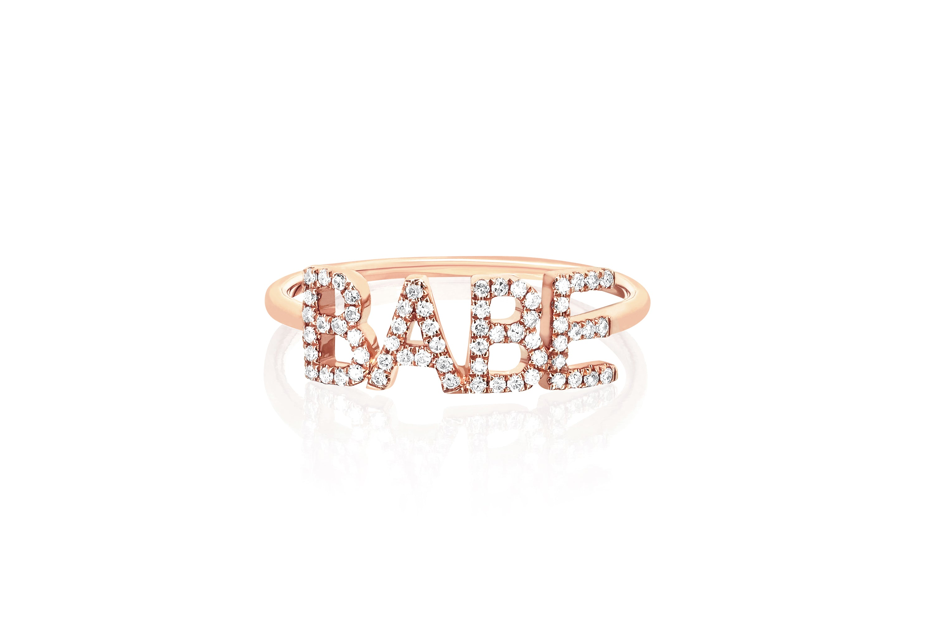 Diamond Babe Ring