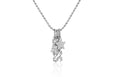 Diamond Boss Charm Necklace