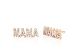 Diamond Mama Stud Earring