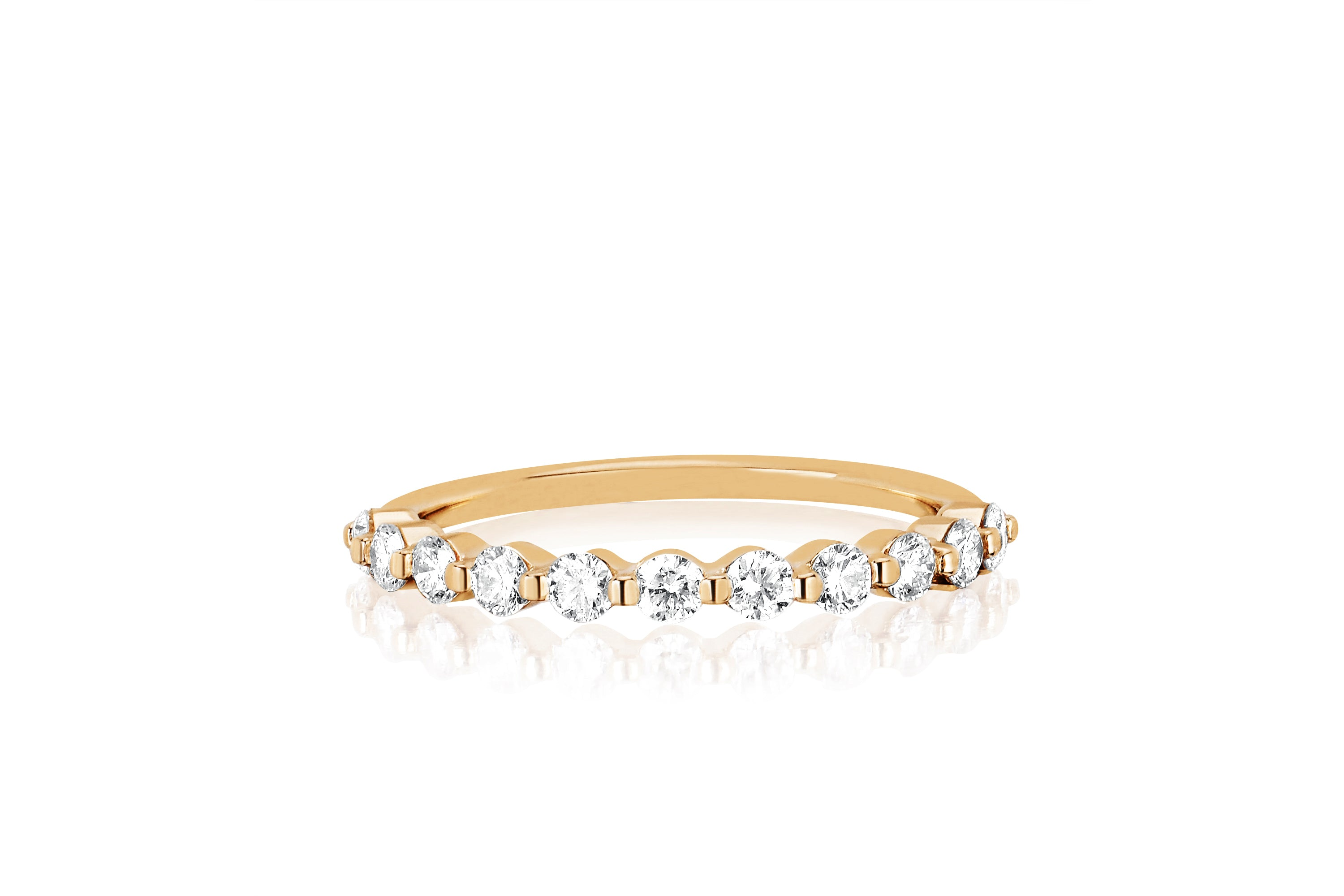 Prong Set Diamond Ring
