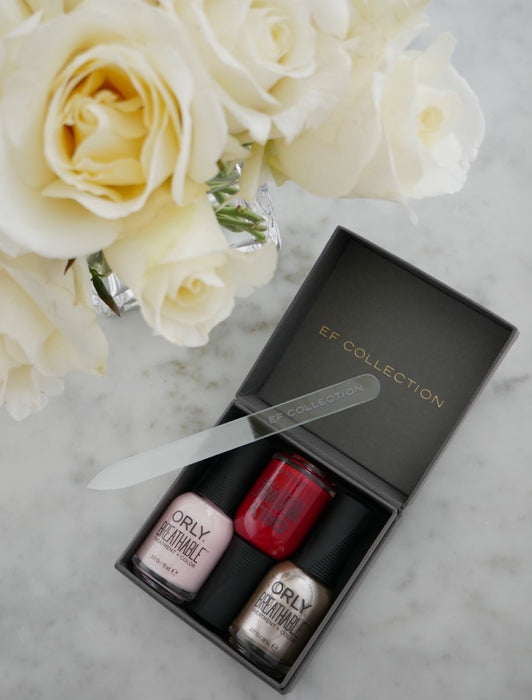 EF Collection X ORLY<br> Breathable Polish Gift Set