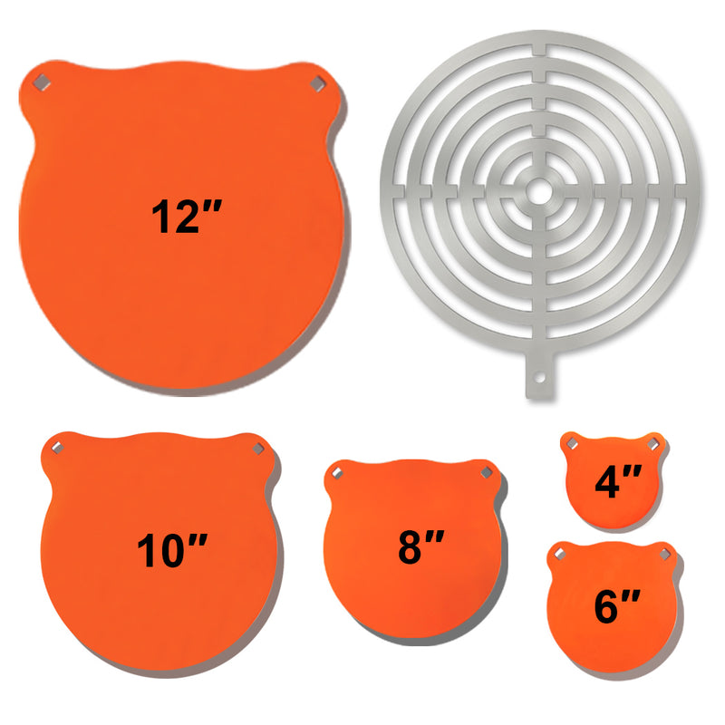 Painting Stencil & Targets Set 4