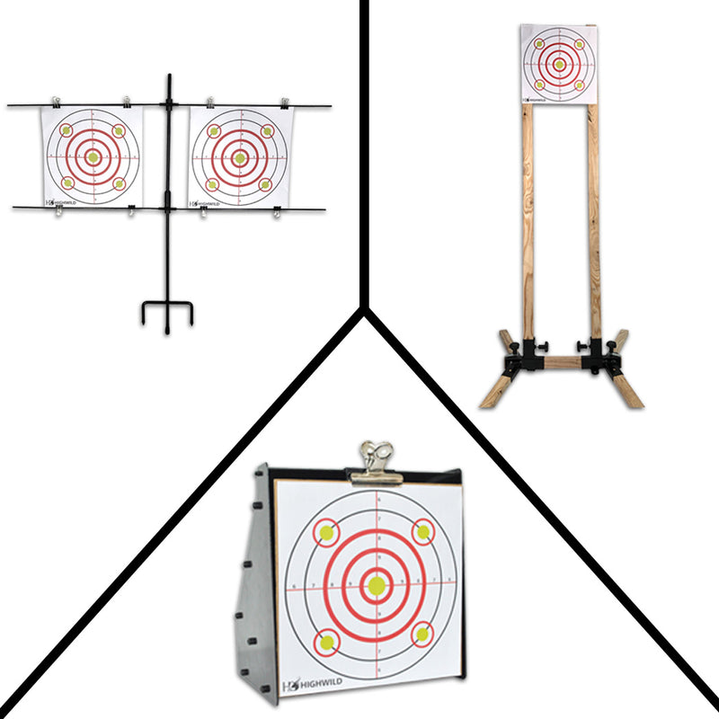 "10"" X 10"" Paper Targets - Pack of 50"
