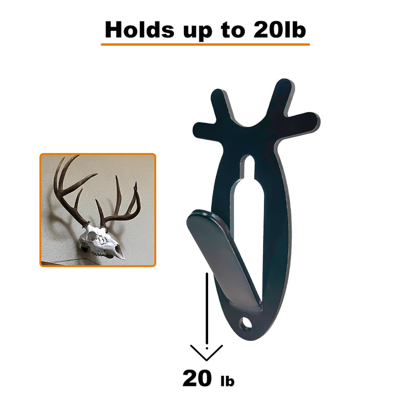 European Trophy Mount - Small Hook - 3 PACK