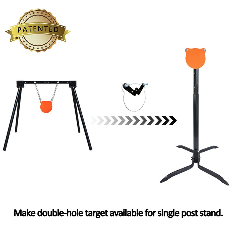"X-leg Base Stand + Mounting Kit + 10"" Gong"